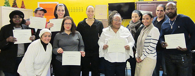 NYCHA resident financial empowerment