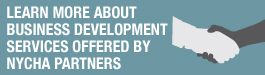 Learn More About Business Development Services Offered by NYCHA Partners
